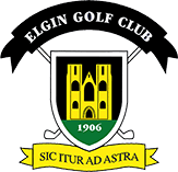 Elgin Golf Club - Championship course in Moray, Highlands of Scotland